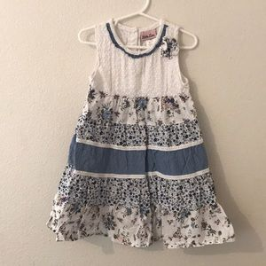 Little Lass Never Worn Dress size 6